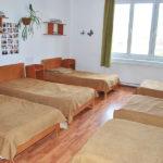 Salamon Ernő - bentlakás - hatágyas szoba
