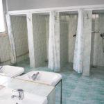 Salamon Ernő - bentlakás - közös fürdő