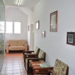 Salamon Ernő - bentlakás - földszint, folyosó