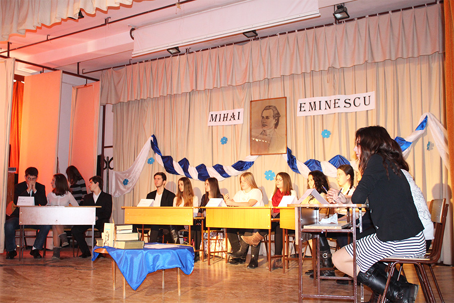Salamon Ernő - Concurs Eminescu