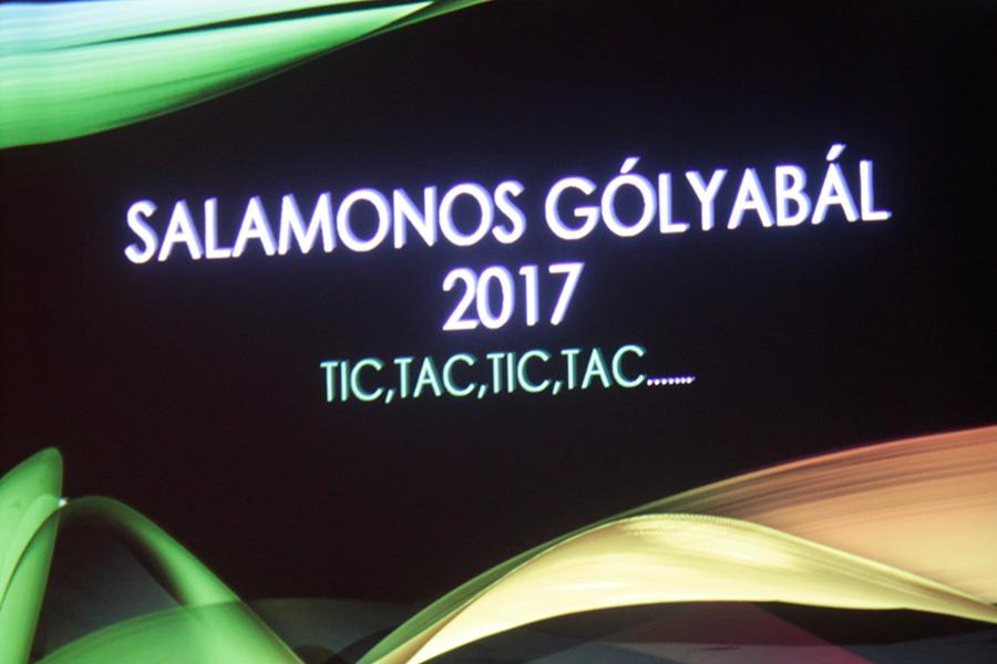 SALAMONOS GÓLYABÁL 2017